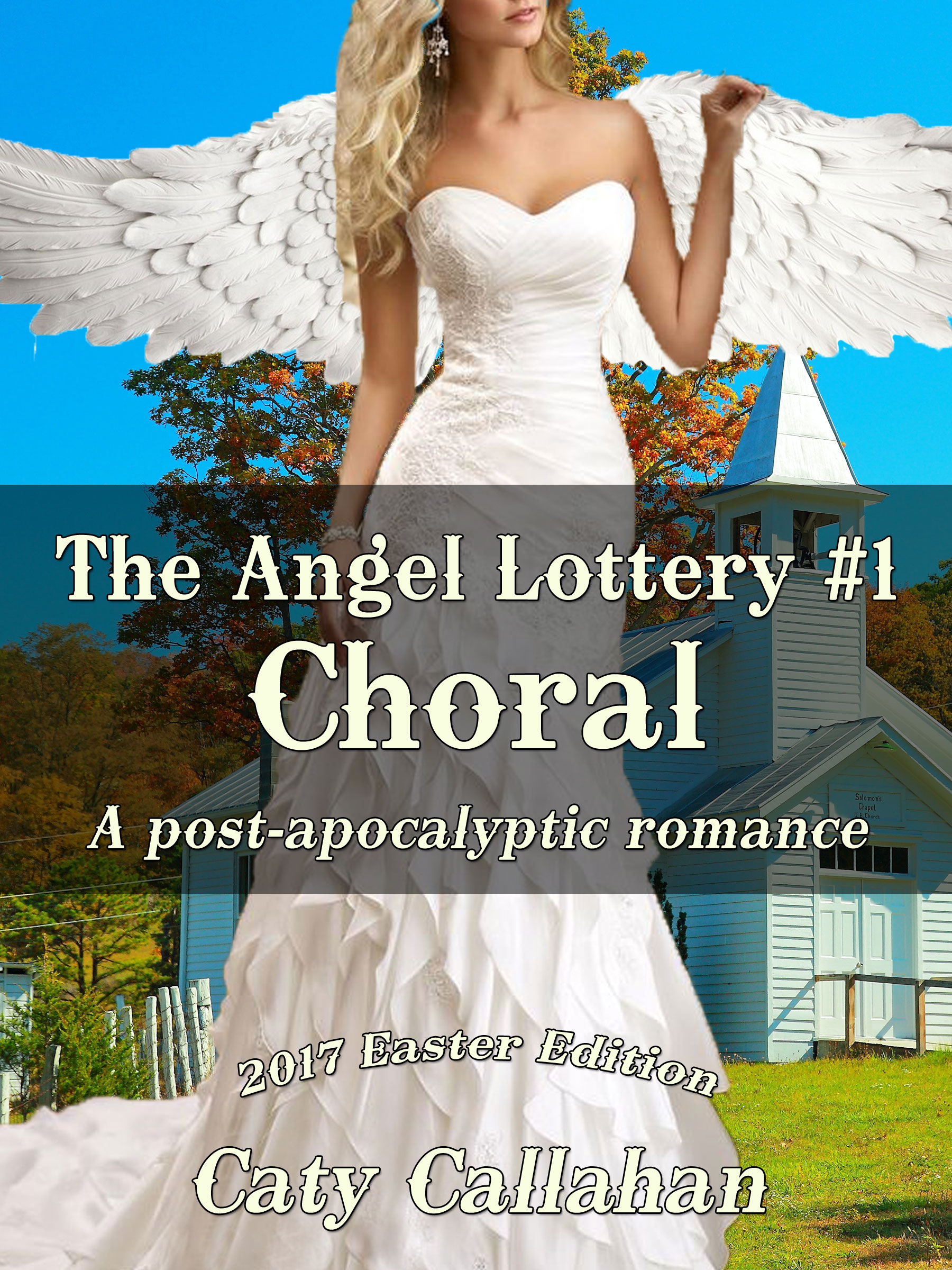 Angel Lottery 1 Choral | Sweet Christian romances for young adults