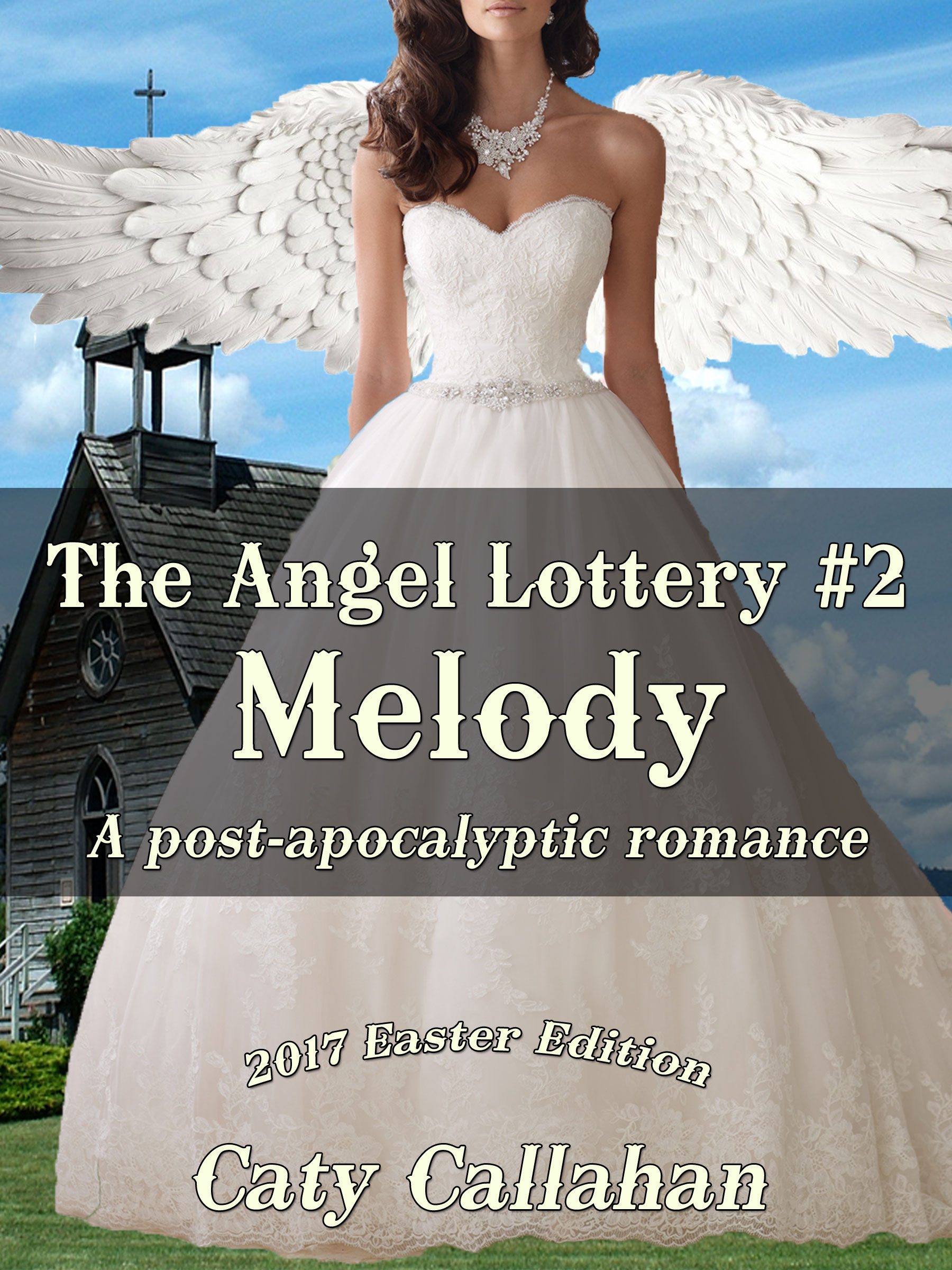 Angel Lottery 2 Melody | Sweet Christian romances for young adults