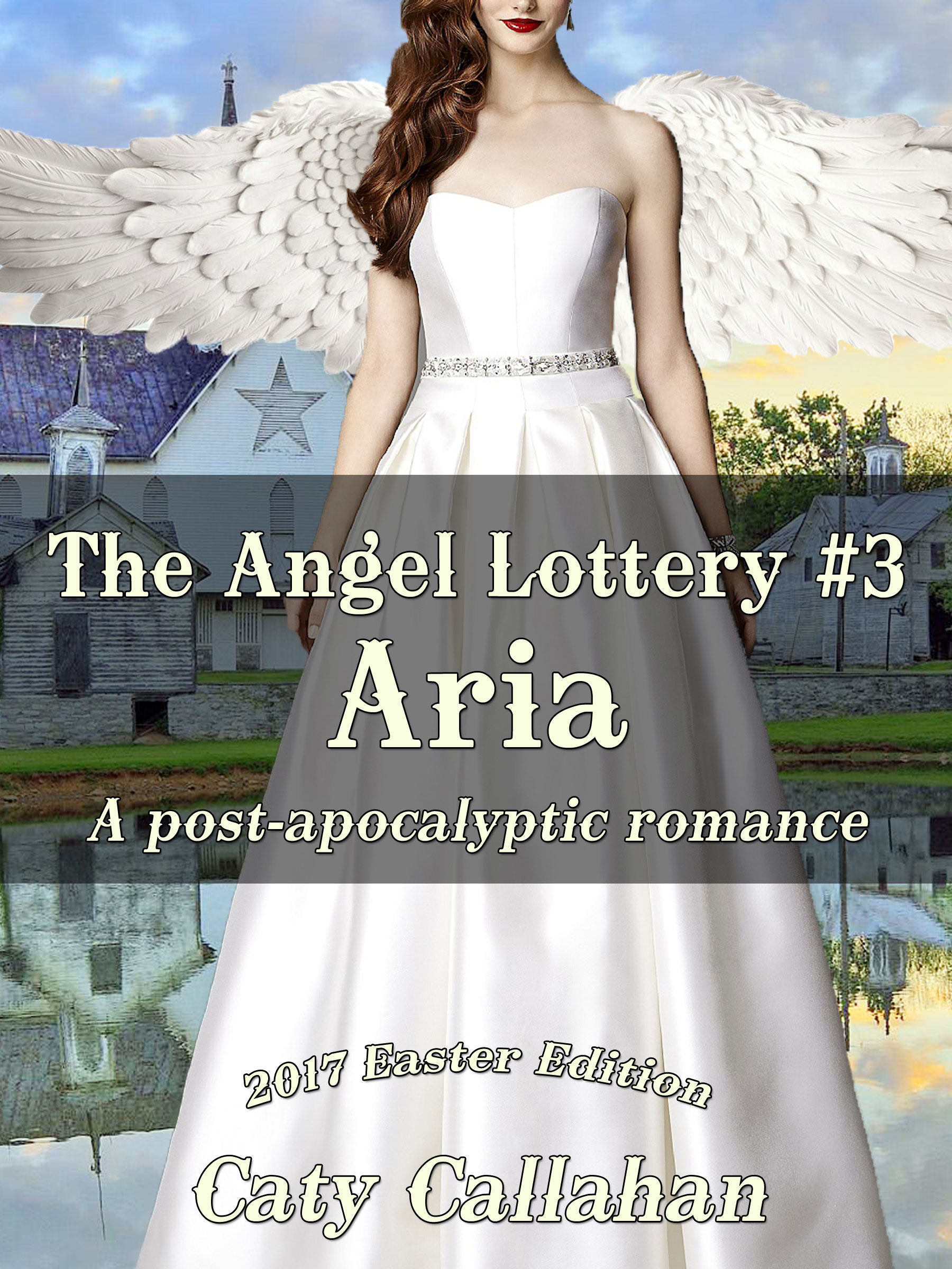 Angel Lottery 3 Aria | Sweet Christian romances for young adults